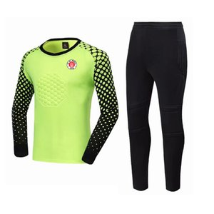 FC St. Pauli Soccer Jerseys Sets Professional Goalkeeper Uniforms Suit Sports Training Tracksuit Customized Football Goalkeeper sets