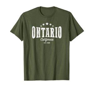 Ontario Caglietta in difficoltà Vintage Home Pride