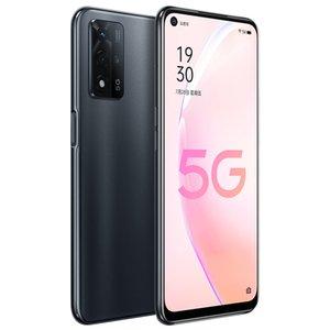 Original Oppo A93S 5G Mobile Phone 8GB RAM 128GB 256GB ROM MTK Dimensity 700 Octa Core Android 6.5 inch LCD Full Screen 48.0MP Face ID Fingerprint 5000mAh Smart Cellphone