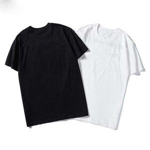 Nouvelle lettre Haute Qualité 100% coton Hommes T-shirts Vente Femme Homme T-shirt en coton pour hommes T-shirt pour femmes hommes T-shirts