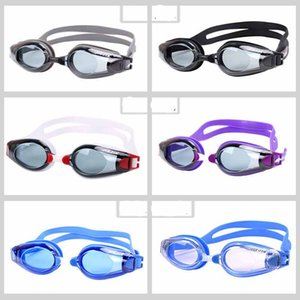 2021 السباحة نظارات الرجال النساء نظارات المحمولة للجنسين الكبار نظارات السباحة إطار بركة الرياضة النظارات النظارات نظارات للماء