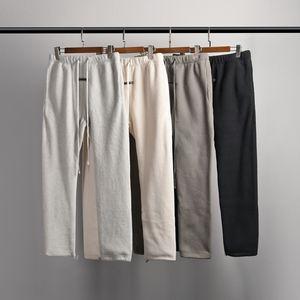 2021 Новый Основной из туманного стиля исправляет женские брюки для мужчин, бегущий хип-хоп знаменитости случайный мужские спортивные штаны 2C2B