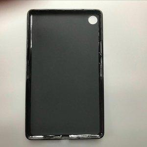 Soft TPU Back Cover Ultra Thin Case for Huawei Mediapad M5 8.4 SHT-AL09 SHT-W09 8.4 inch Tablet + Stylus Pen 100pcs