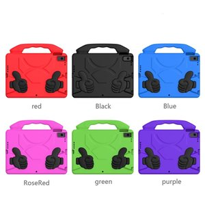 EVA Kids Case with Handle and Kickstand Tablet Shocket Shocking for Apple iPad Mini 6 Air 4 Pro 11 10.5