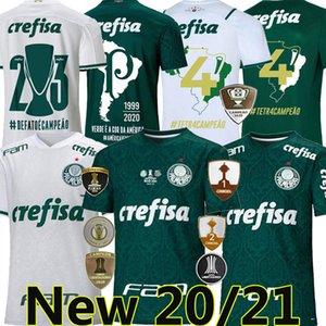 21 22 Camisas Palmeiras Soccer Jersey G.Gomez G.veron L.Adriano Ramires Dudu 2021 2022 Libertadores Copa Do Brasil Football Shirts