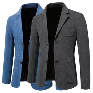 Mens Moda Outono Inverno Qualidade Luxuosa Marca Blazer Casaco Casamento Cantores Cantores Cantores Traje Slim Fit Business Suit 5xl
