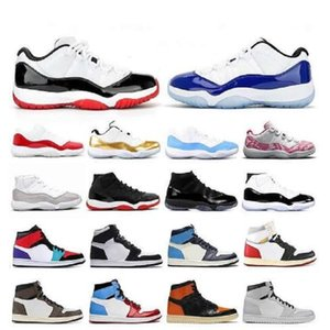 New 11 25th Anniversary 5 What The 4s 11s basketball shoes Sneakers With men Wholesale