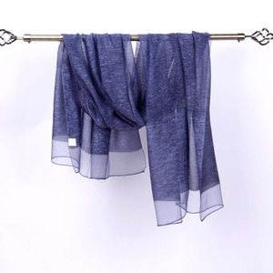 Spring and winter new snowflake point pure silk wool blended scarf women's air conditioning shawl