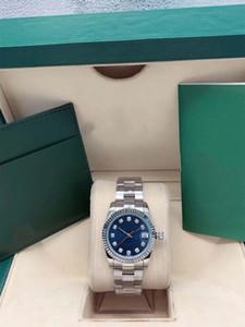 Orologi da donna 36mm orologio da donna Automatic Moved Moveds Orologi Montre Day Watches Just Style Clock orologio in acciaio inox 316L orologio in acciaio inox