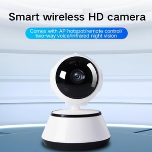Camcorders 1080P Wireless IP Camera Wifi 360 CCTV Mini Pet Video Surveillance With Baby Monitor Ycc365 Smart Home