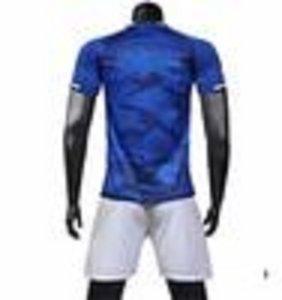 وصول كرة القدم فارغة # 1901-11-11-77 تخصيص أعلى جودة تجفيف سريع تي شيرت زي قمصان كرة القدم