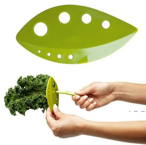 Kale Chard Collard Greens Herb Stripper Looseleaf Rosemary Thyme Loose Leaf Herb Stripper Kitchen Gadgets Vegetable Tools 50pcs Send EWF5281