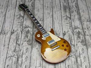 Custom Quality Electric Guitar, 1 PC Body&Neck, Bone Nut
