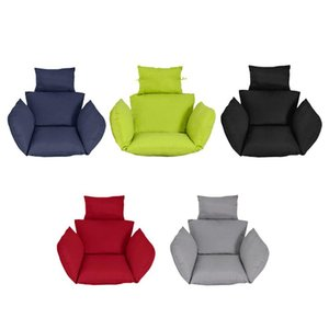 Hanging Egg Chair Cushion Swing Chair Thick Seat Cushion Padded Pad Covers Comfortable Polyester Hanging