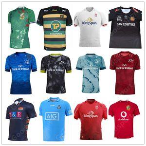 2021 Munster Leinster Exeter Edimburgo Ulster AMPON ATH CLIATH Dublin Leão Rugby Jerseys Ireland League Camiseta Johnny Conan Conway 2020 Quente