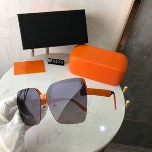 أنثى مصمم فاخر جديد جودة عالية الجودة الذكور و 2021 النظارات الشمسية المستقطبة في الهواء الطلق نظارات شمسية ماركة vdqwq
