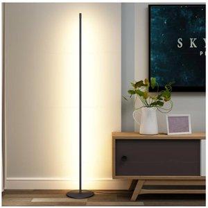 Floor Lamps Modern Dimming LED Lamp For Living Room Nordic Minimalist Standing Indoor Decoration Lighting Light