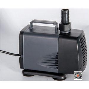 Alta calidad WP-5000 / WP 5000 60W para acuario Ultra Silent Fish Tank Bomba sumergible Bomba de agua Bomba de agua Bomba anfibia Envío gratis Y200917