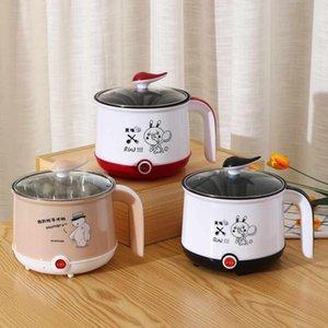 مصغرة طنجرة الأرز 1.8L غير عصا طباخ كهربائي واحد / طبقة مزدوجة متعدد الطبقات 220 فولت آلة الطبخ متعدد طنجرة الأرز الكهربائية