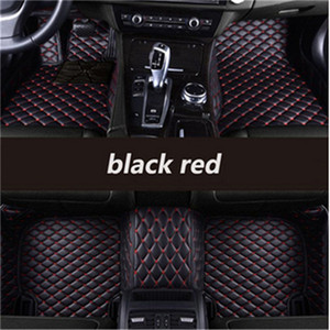 Specialized in the production and sales of AUDI 90 80 5000 200 100 A1 A3 A4 A5 A6 A7 A8 2002-2020 automobile floor mat waterproof mat leathe