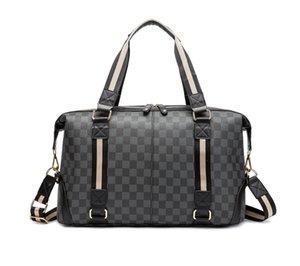 Travel Duffel Bag Men Women Large Capacity Fitness luxurys Handbag Short Trip Boarding Bags Portable Luggage\