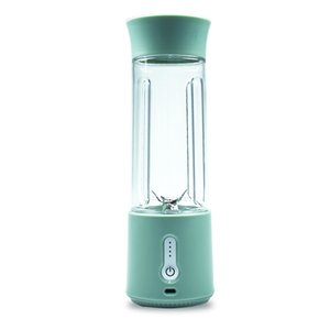 A7 Electric Juicer Cup Mini Portable USB Rechargeable Juice Blender And Mixer 6 leaf plastic Juice Making Cup