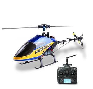 Rctown walkera v450d03 поколение II 2,4G 6CH 6-осевой гироскопичный RC вертолет RTF с Devo 7