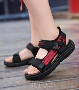 2021 Summer Kids Sandals Breathable Boys Sandals Soft Comfortable Children's Shoes Outdoor Beach Kids Lightweight Sandal