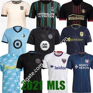 Acquista MLS 2021 2022 Los Angeles La Galaxy Inter Miami CF Maglie ...