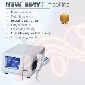Protable Ed Shock Wave Eswt Низкая интенсивность ударной волновой терапии для эректильной дисфункции и физики для облегчения боли тела