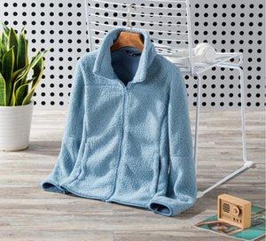 2021 New autumn  Winter Brand women Jacket velure polar fleece Fleece Jackets Fashion Soft Fleece Warm Coats Outdoor