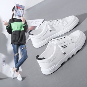 2021 spring new Korean student ins running casual peas shoes flat mesh shoes