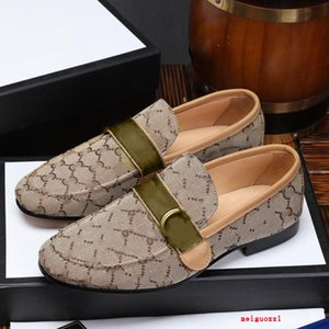2021 Luxury women Casual Shoe Genuine leather Men Oxfords high quality Metal Buckle Espadrilles Ladies Flat loafers Designers Dress Shoes