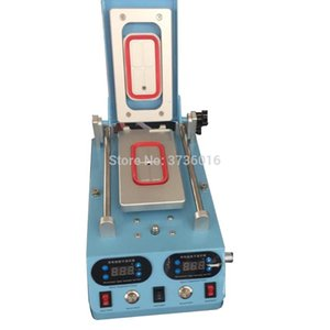 Cell Phone Repairing Tools TBK 268 Automatic Lcd Screen Frame Bezel Suction Heating Separator Machine Flat Curved Glass Middle