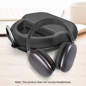 Manchon de protection à écouteurs chauds pour casque pomme, nouveau couvercle de protection, sac de rangement tout compris, résistance à la pression et à la gratterie