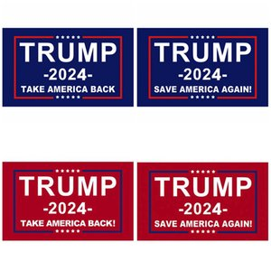Trump Flag 2024 Election Flags Banner Donald Trump Flag Save America Again 150*90cm 5 Styles Trump Flags CYZ2984