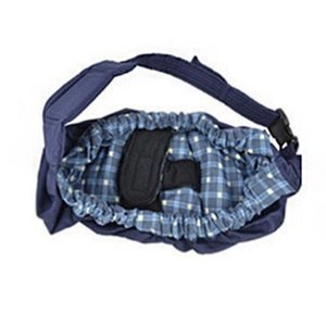 Carriers, Slings & Backpacks A5KF Born Baby Carrier Swaddle Sling Infant Nursing Papoose Pouch Front Carry Wrap Pure Cotton Breastfeed Feedi