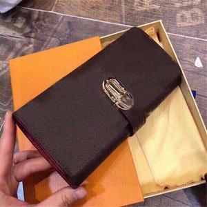 MEN FEMME Portefeuilles Porte-cartes Imprimer Porte-cartes Classic Portefeuille Design Porte-monnaie Pure Couleur Contraste Couleur de bonne qualité Portefeuille