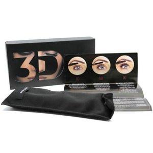 Younique Mascara 3D Fiber Lashes Moodstruck Waterproof Double Eyelash Makeup Set CE