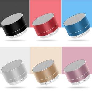 Portable Mini Bluetooth Speakers V3.0 + EDR Wireless Speakers Various Colors Loudspeakers USB FM Support TF card