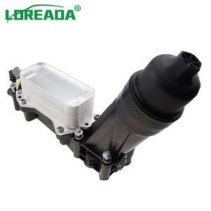 68105583AF Oil Filter Adapter Housing Assembly for Chrysler Dodge Jeep Ram 3.6 V6 068105583AA 068105583AB 68105583AE Oil Cooler