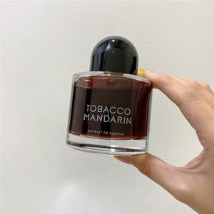 Good quality Amazing smell perfume TOBACCO MANDARIN Spray Eau de Toilette for Men long lasting Time High Fragrance