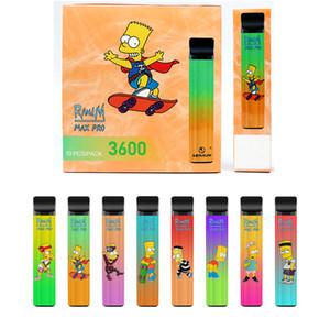 Il miglior venditore fumot originale randm dazzle r e m abbaino pro randm max pro 3600 ricaricabile max pro