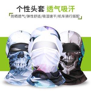 Xintown Riding Mask Traspirante Sweat Blocking Bicycle Sunscreen Magic Founchscarf