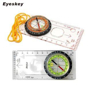 Eyekey Portable Mini Precise Compass Pressional Ganure Tools Tools Hiking Многофункциональный компас Наружное оборудование