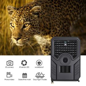 Hunting Camera PR-200B Automatic Monitoring Outdoor HD Waterproof Night Vision Infrared Camera