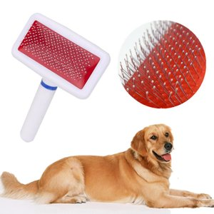 Comb Steel Cat Stainless Needle Dog Combs Hair Fur Removal Grooming Brush Tool Pet Supplies Product