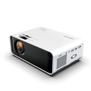 Мини портативный проектор UC28B 500LM домашний кинотеатр Cinema Multimedia LED видеопроектор поддержки USB TF Card