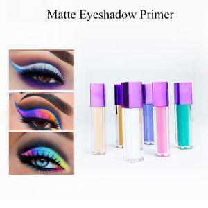 Eye Shadow Private Label Eyeshadow Primer Cream Waterproof Moisturzing Lasting Liquid For Eyes Base Makeup Cosmetics