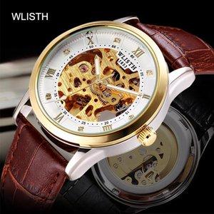 2021 Nova Moda Dos Homens Relógios Com Aço Inoxidável Topo Marca de Luxo ESPORTES CRONÓGRAFO REMÓGIO DE QUARTZO MASCULINO